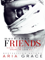 More Than Friends Book 1 and Book 2
