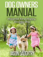 Dog owners manual