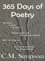 365 Days of Poetry