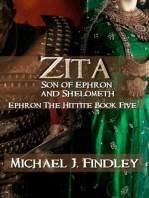 Zita Son of Ephron and Shelometh (Ephron the Hittite, #5)