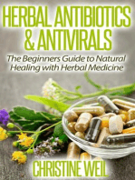 Herbal Antibiotics & Antivirals