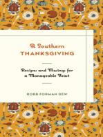 A Southern Thanksgiving