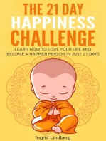 The 21 Day Happiness Challenge