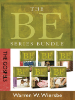 The BE Series Bundle: The Gospels: Be Loyal, Be Diligent, Be Compassionate, Be Courageous, Be Alive, and Be Transformed