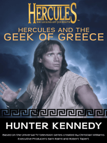 Hercules and the Geek of Greece: Hercules: The Legendary Journeys