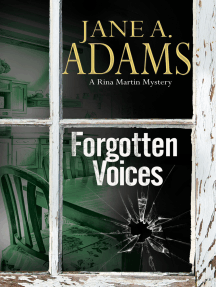 Forgotten Voices: A Rina Martin British Mystery