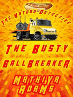 The Busty Ballbreaker