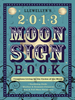 Llewellyn's 2013 Moon Sign Book