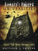 America's Haunted Universities