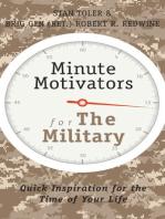 Minute Motivators for Military