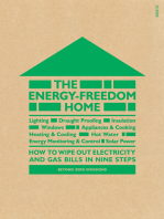 The Energy-Freedom Home