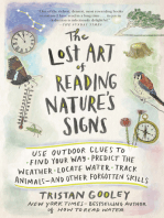 The Lost Art of Reading Nature's Signs