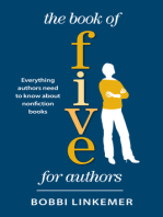 The Book of Five for Authors