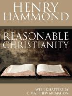 Reasonable Christianity