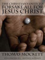 The Christian's Duty to Forsake All for Jesus Christ