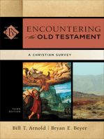 Encountering the Old Testament (Encountering Biblical Studies)