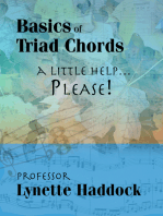 Basics of Triad Chords