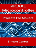 PICAXE Microcontroller Projects For Makers