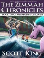 Mermaids vs. Unicorns