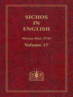 Sichos In English, Volume 17