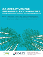 Co-operatives for Sustainable Communities