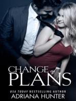 Change Of Plans (A BBW New Adult Romance)