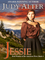 Jessie (Real Women of the American West, Book 4)