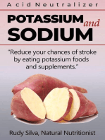 Create an Alkaline Body with Potassium and Sodium