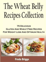 The Wheat Belly Recipes Collection