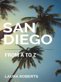 San Diego from A to Z: Alphabet City Guide Books, #2