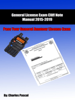 General License Exam Cliff Note Manual 2015-2019