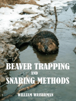 Beaver Trapping and Snaring Methods
