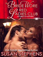 The Bride Wore Red At The Ladies Club