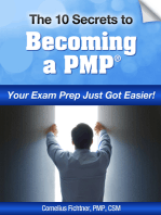 The 10 Secrets To Becoming a PMP
