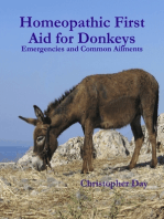 Homeopathic First Aid for Donkeys