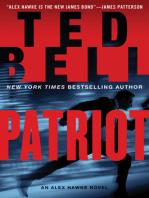 Patriot: An Alex Hawke Novel