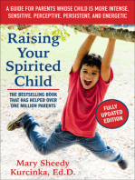 Raising Your Spirited Child, Third Edition