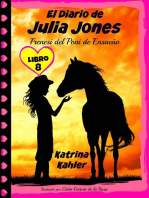 El Diario de Julia Jones - Libro 8: Frenesí del Poni de Ensueño