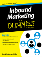 Inbound Marketing For Dummies