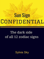 Sun Sign Confidential