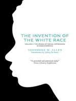 The Invention of the White Race, Volume 2