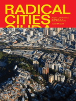 Radical Cities: Across Latin America in Search of a New Architecture