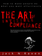 The Art of Invisible Compliance