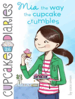 Mia the Way the Cupcake Crumbles