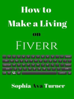 How to Make a Living on Fiverr