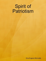 Spirit of Patriotism