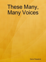 These Many, Many Voices