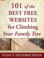 101 of the Best Free Websites for Climbing Your Family Tree (Genealogy Tips, #1)