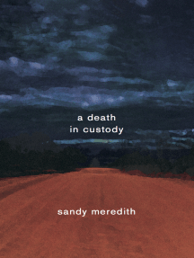 A Death In Custody
