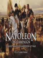Napoleon on Campaign